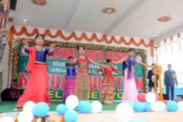 Sarswati Vidya Mandir-Dance