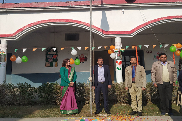Ch Ajab Singh Memorial Public School-Independence Day