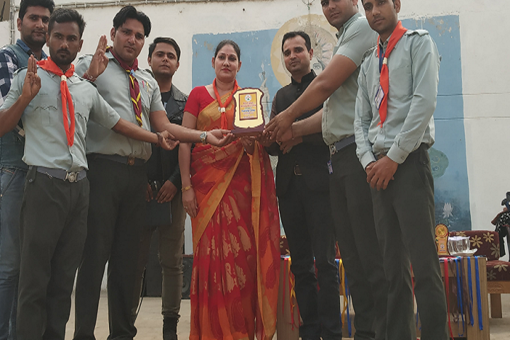 Ch Ajab Singh Memorial Public School-NCC