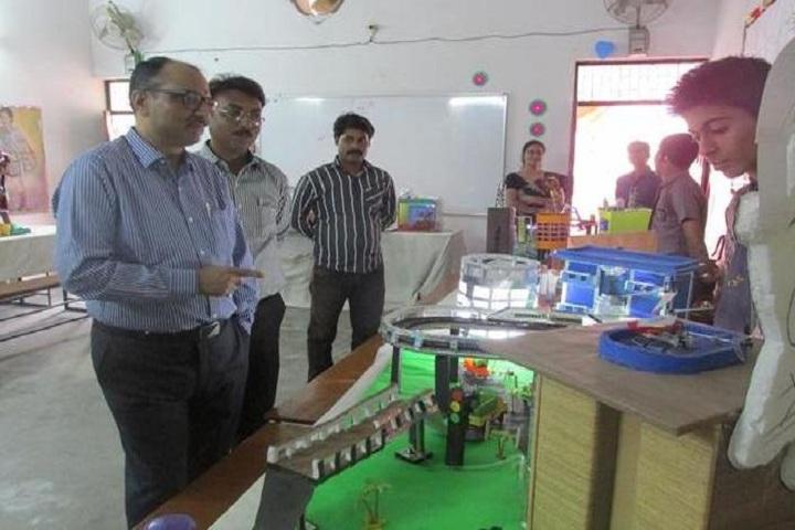 Ch Beeri Singh Public School-Science Exhibition