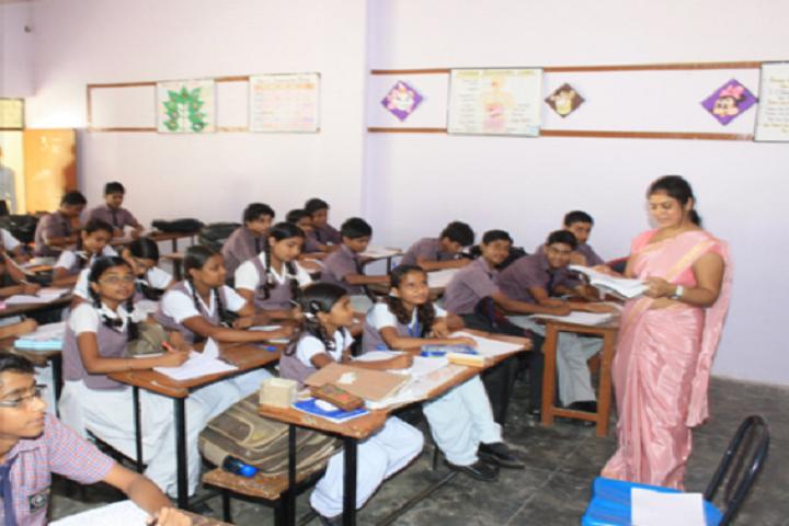Ch Beeri Singh Public School-Classroom