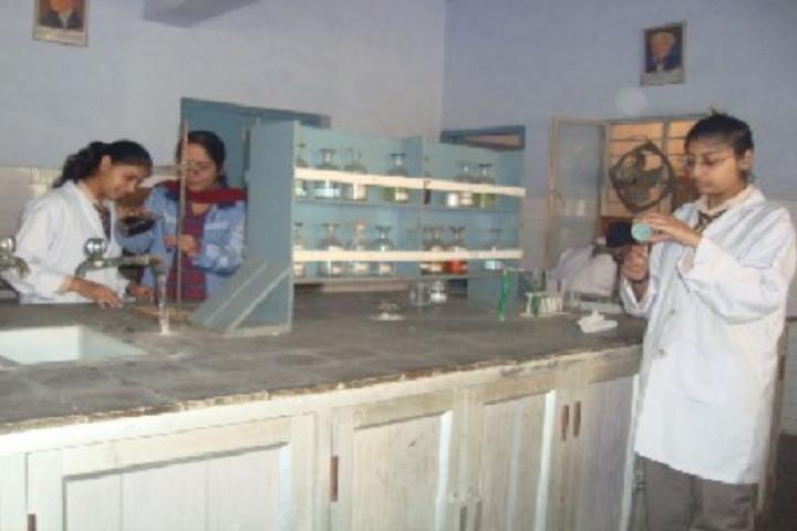 Ch Chhabil Dass Public School -Chemistry Lab