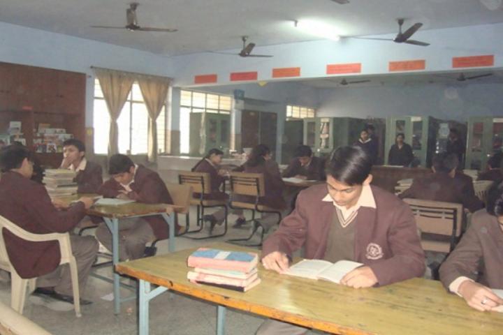 Ch Chhabil Dass Public School -Library