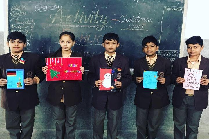 Ch Chhabil Dass Public School-Christmas Celebration