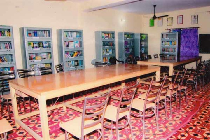 Ch Prakash Chand Senior Secondary School-Library