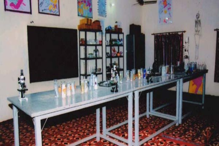Ch Prakash Chand Senior Secondary School-Laboratory