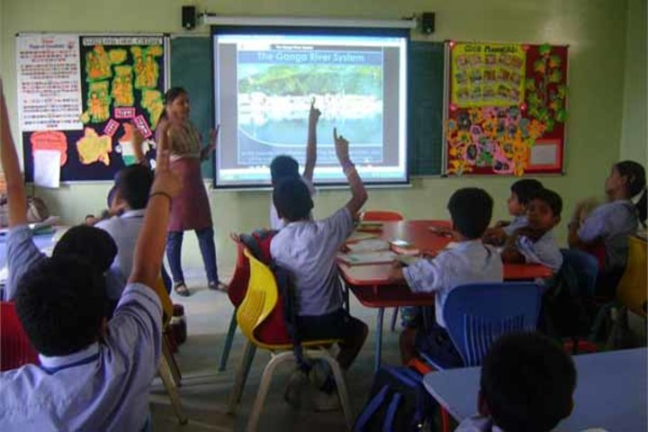 Ch Prakash Chand Senior Secondary School-Digital Classroom