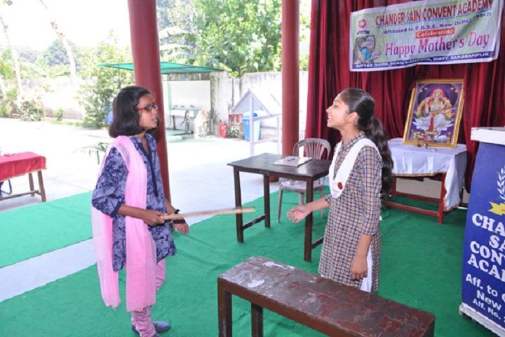 Chander Sain Convent Academy-Teachers Day Celebration