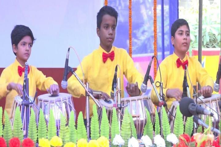 Chandra Public School-Music