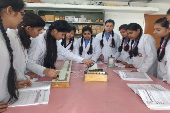 Chandra Public School-Physics Lab