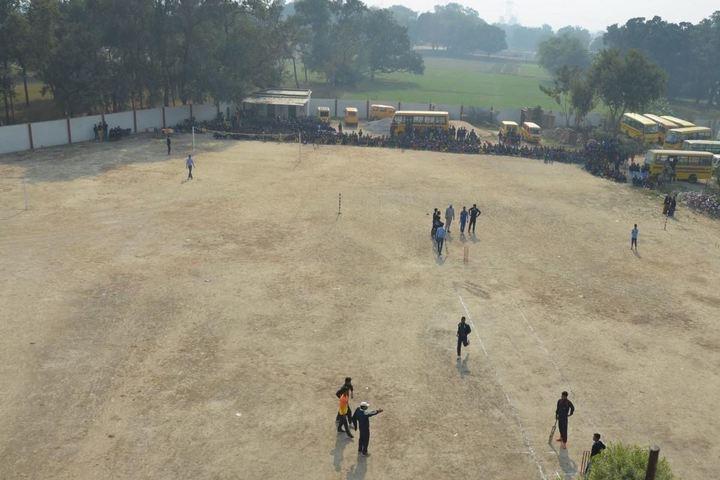 Chandraprabha Public School-Play Ground