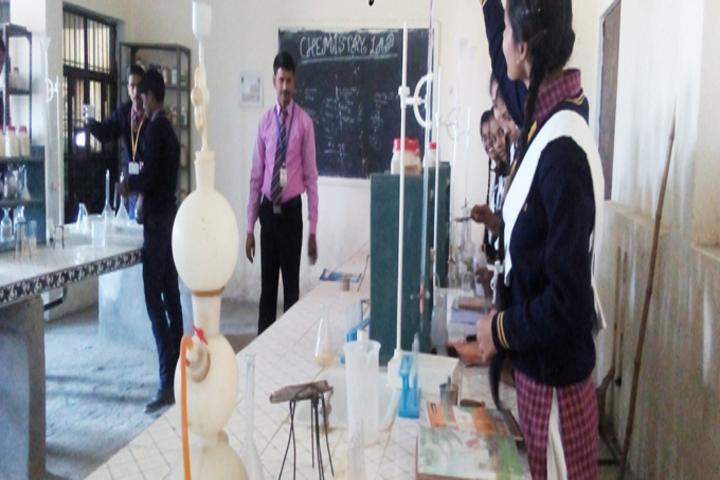 Chandraprabha Public School-Physics Lab