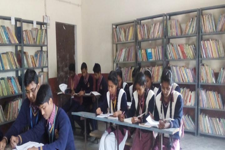 Chandraprabha Public School-Library
