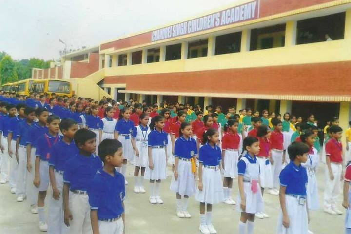 Chandrej Singh Childrens Academy-Assembly