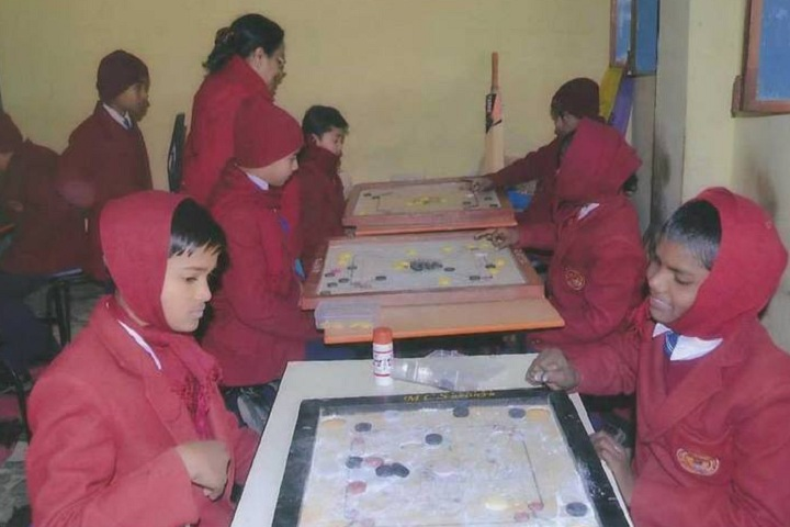 Chandrej Singh Childrens Academy-Indoor Games