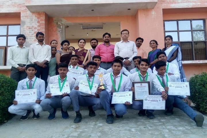 Charkula Global Public School-Awards