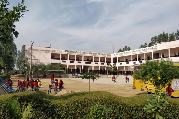 Charkula Global Public School-Play Ground