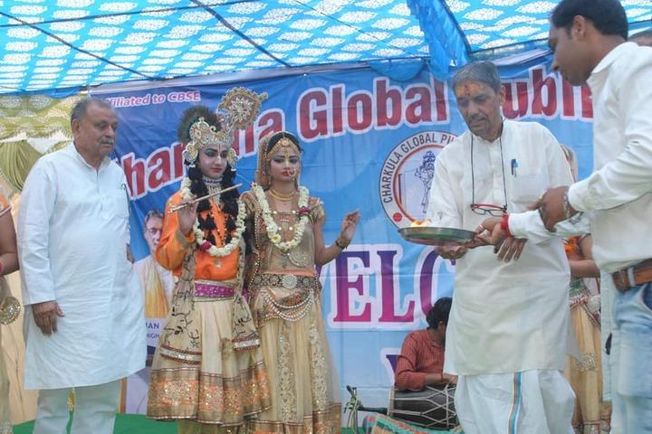 Charkula Global Public School-Cultural Fest