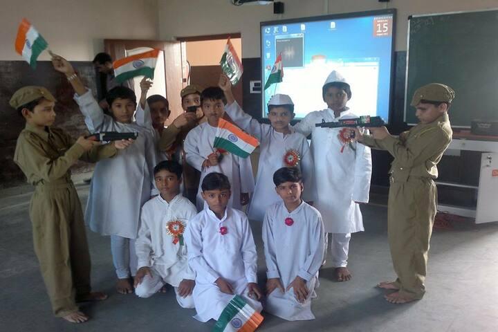 Charkula Global Public School-Independence Day