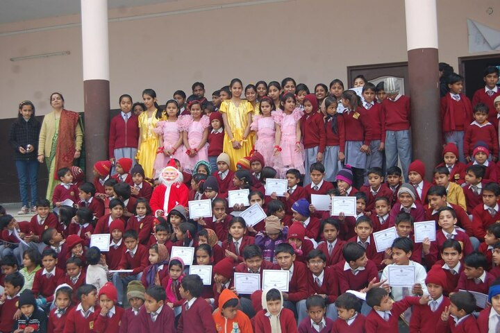 Charkula Global Public School-Childrens Day