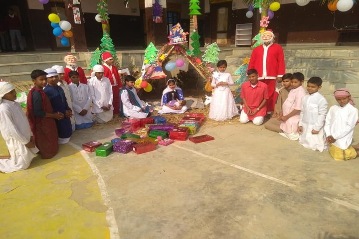 Charkula Global Public School-Christmas Celebrations