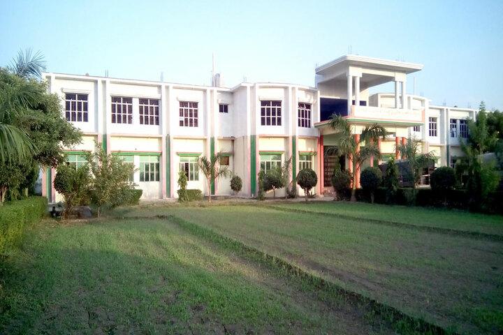 Chaudhary Narottam Singh International School-Campus View