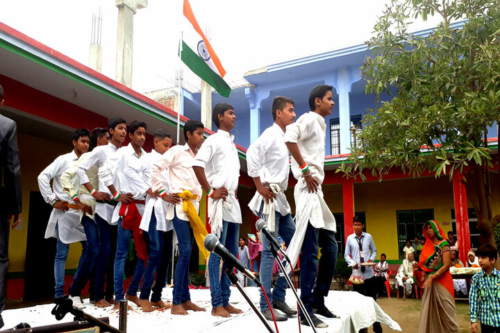 Chaudhary Narottam Singh International School-Dance