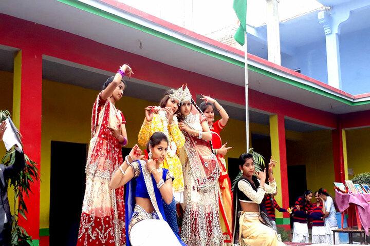 Chaudhary Narottam Singh International School-Drama