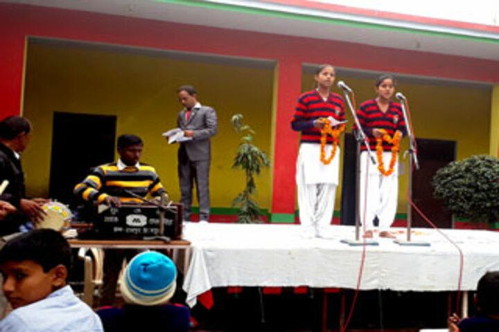 Chaudhary Narottam Singh International School-Fest