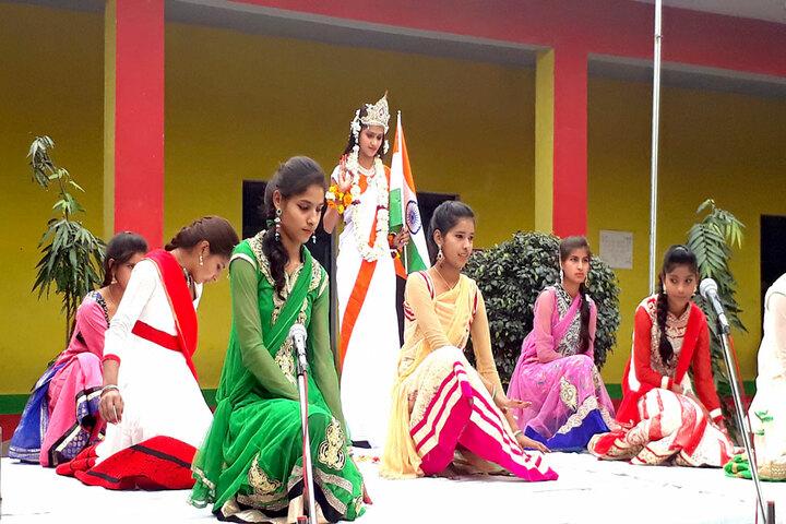 Chaudhary Narottam Singh International School-Independence Day