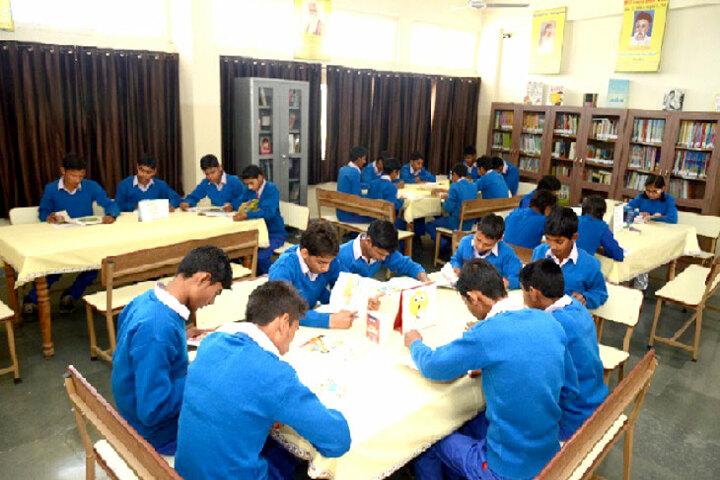 Chaudhary Narottam Singh International School-Library