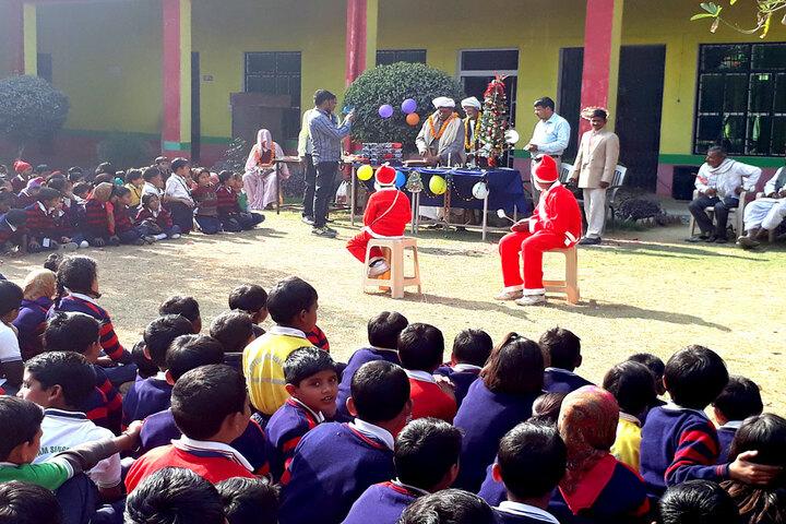 Chaudhary Narottam Singh International School-Activity