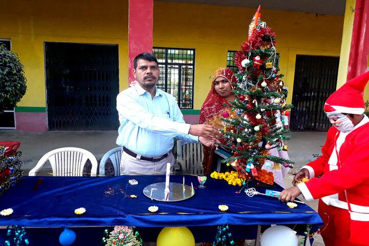 Chaudhary Narottam Singh International School-Chrsitmas Celebrations