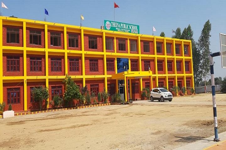 Cheena Public School-Campus