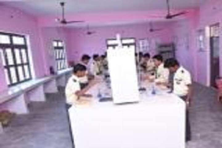 Cheena Public School-Chemistry Lab