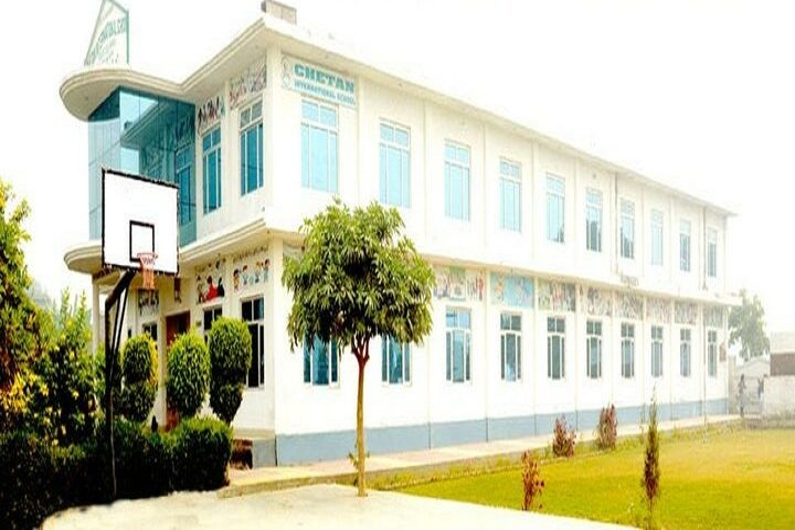 Chetan International School-Campus
