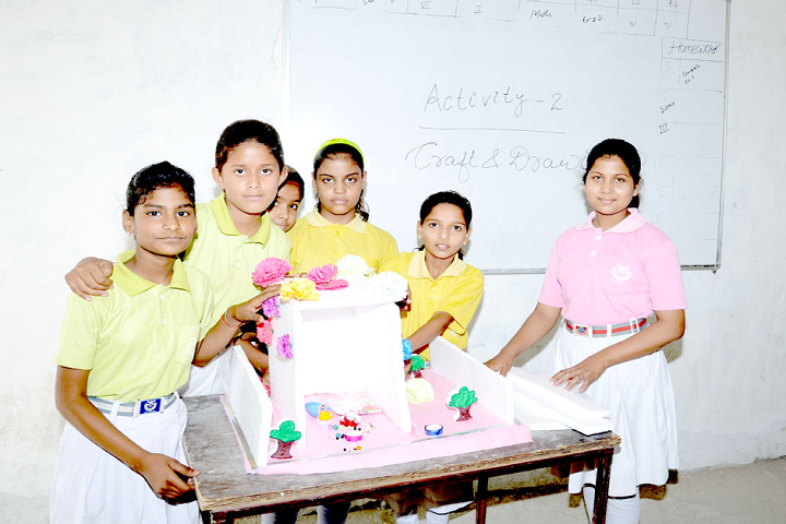 Chetan International School-Art And Craft