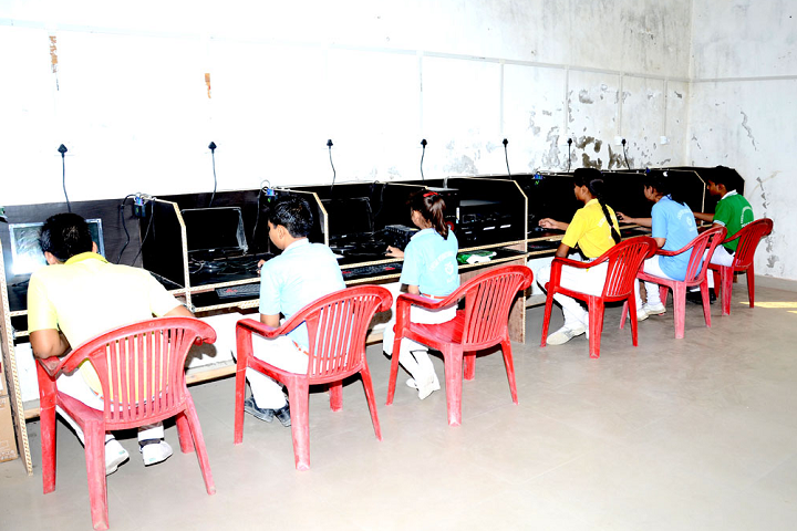 Chetan International School-Computer Lab