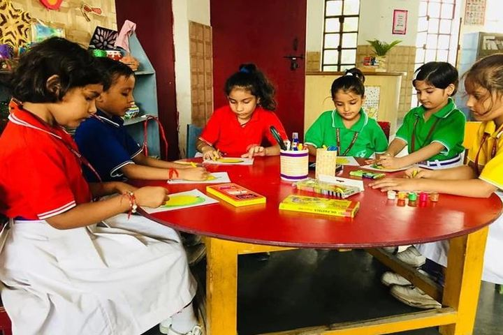 Chhaya Public School-Activity