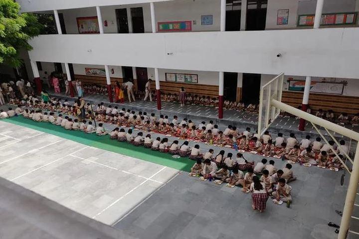 Chhaya Public School-Bassket Ball