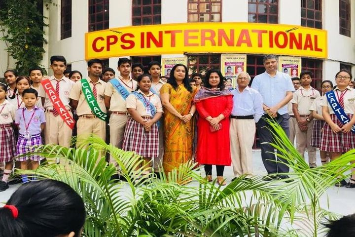 Chhaya Public School-Investiture Ceremony