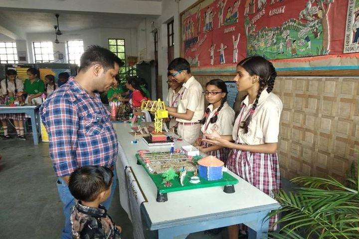 Chhaya Public School-School Exhibition