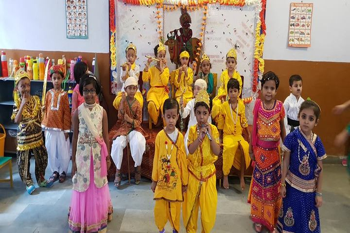 Chhaya Public School-Festival Celebrations