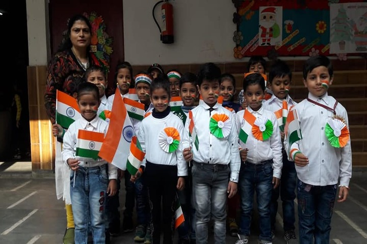 Chhaya Public School-Independence Day