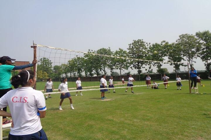 Chickar international school-Volleyball