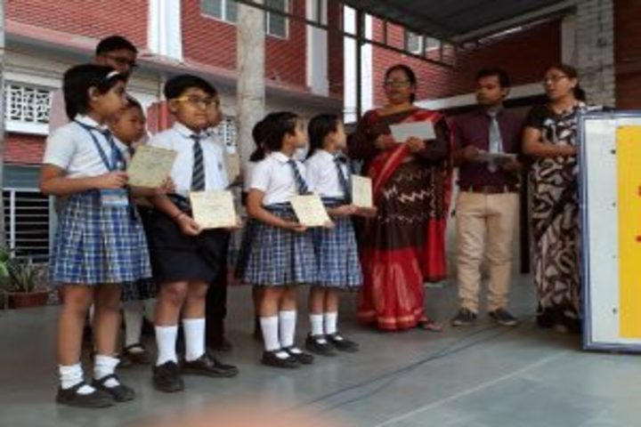 Children Academy-Annual Prize Distribution
