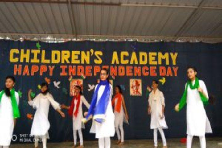Children Academy-Independence Day