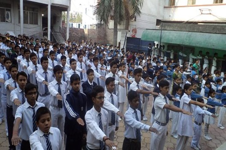 Childrens Academy-Morning Assembly