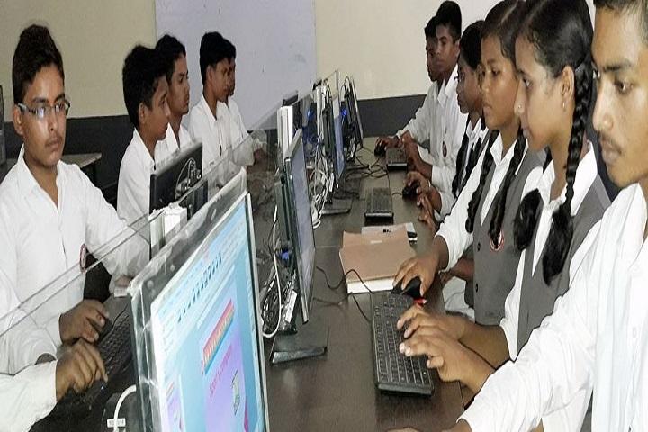 Children Army Public School-Computer Lab