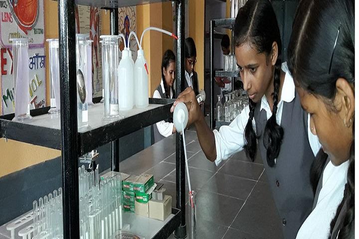 Children Army Public School-Lab